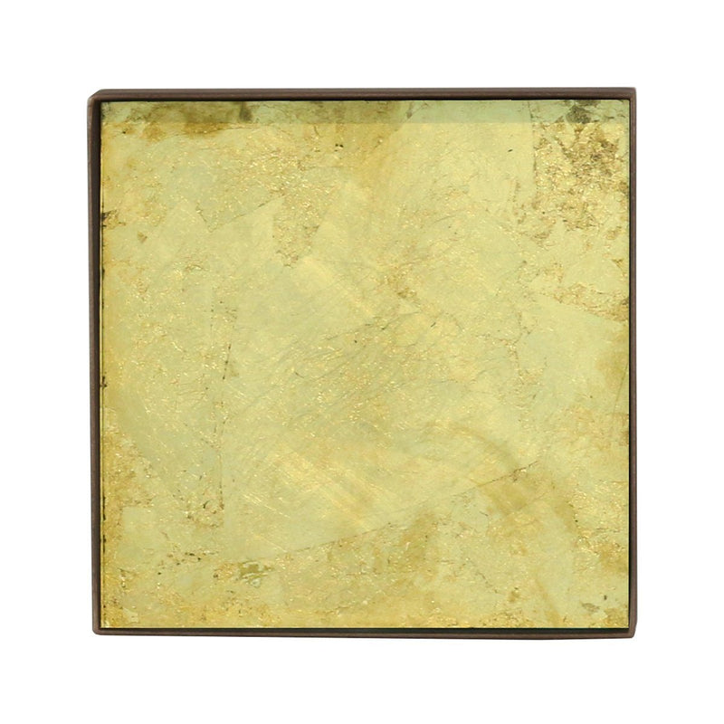 Gold Leaf Glass Valet Trays Trays Ethnicraft