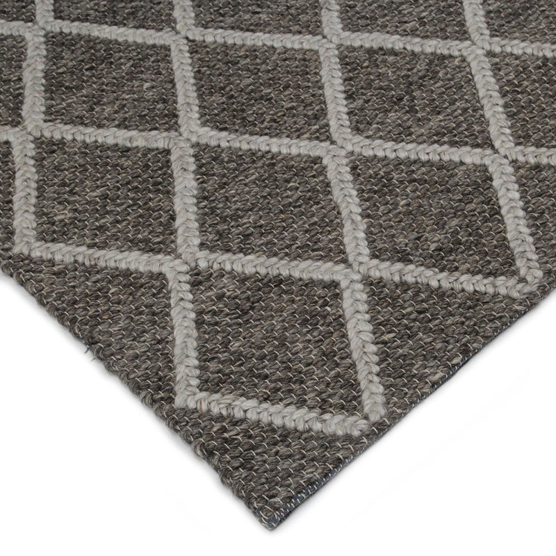 Ivy Graphite Fog Rug Rug Bayliss