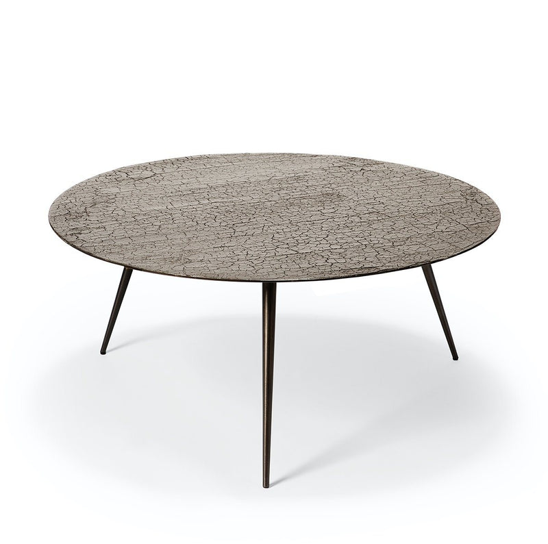 Luna Coffee Table Lava Taupe Coffee Table Ethnicraft