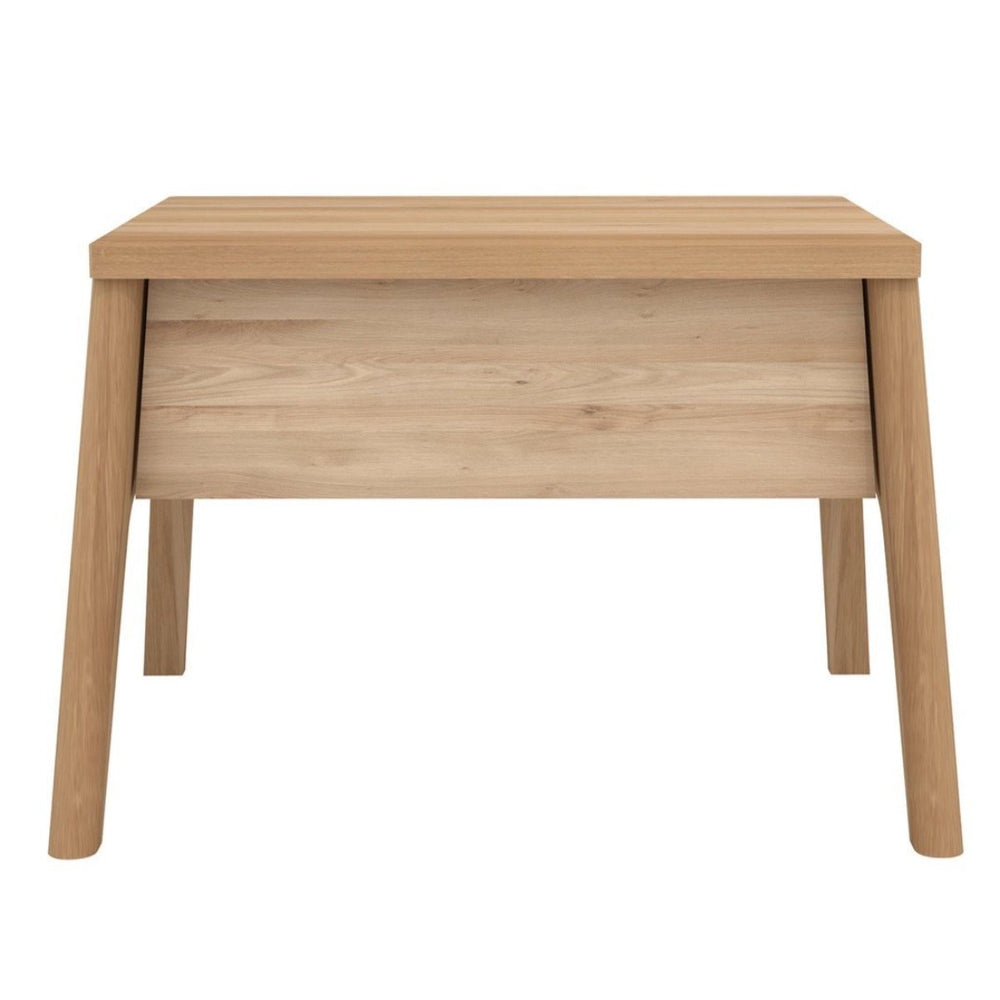 Oak Air Bedside Table Bedside Table Ethnicraft