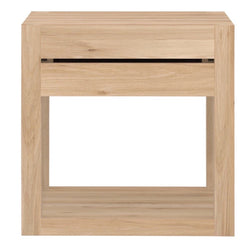 Oak Azur Bedside Table Bedside Table Ethnicraft