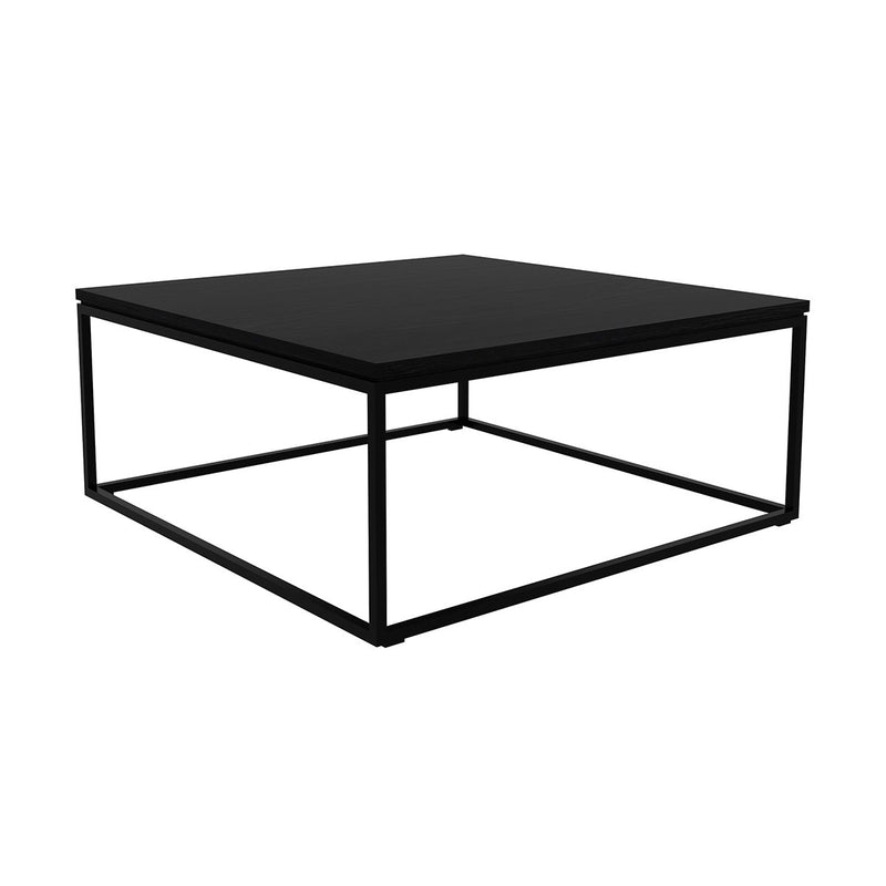 Oak Black Thin Coffee Table Coffee Table Ethnicraft