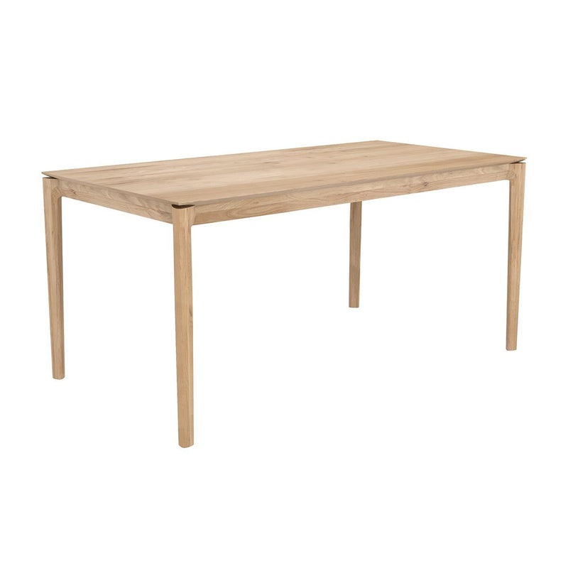 Oak Bok Desk Table Ethnicraft