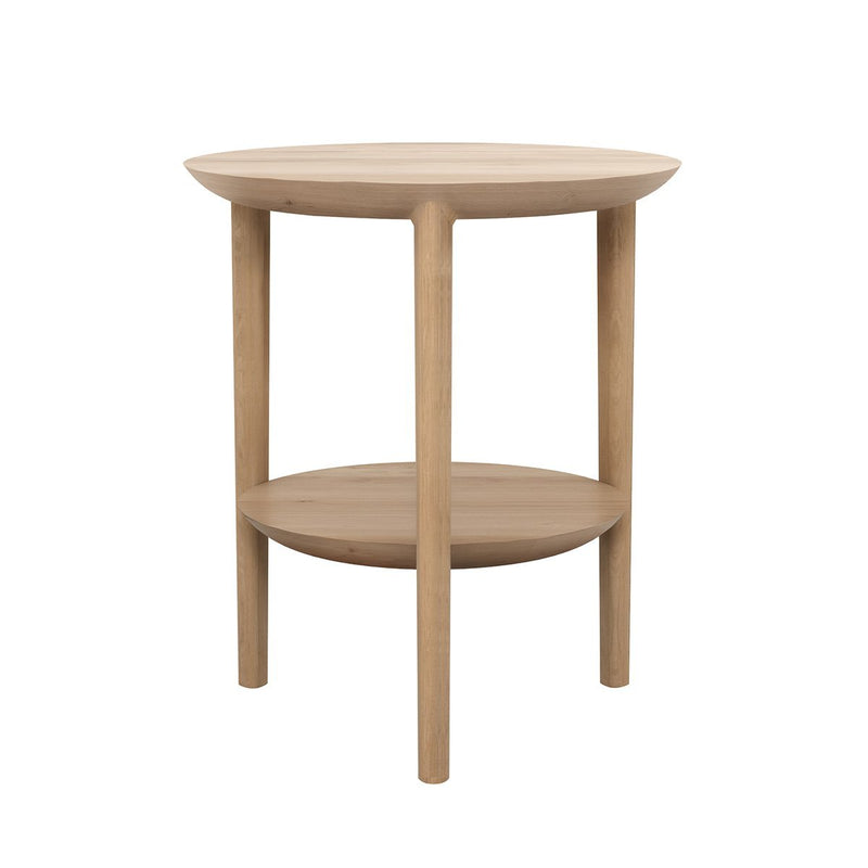 Oak Bok Side Table Side Table Ethnicraft