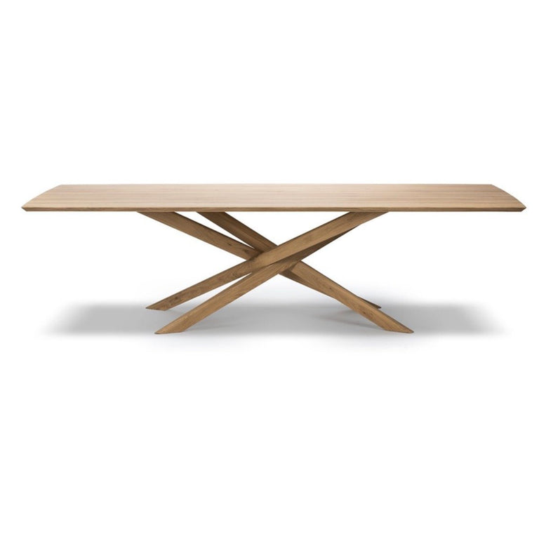 Oak Mikado Dining Table Table Ethnicraft 203cm