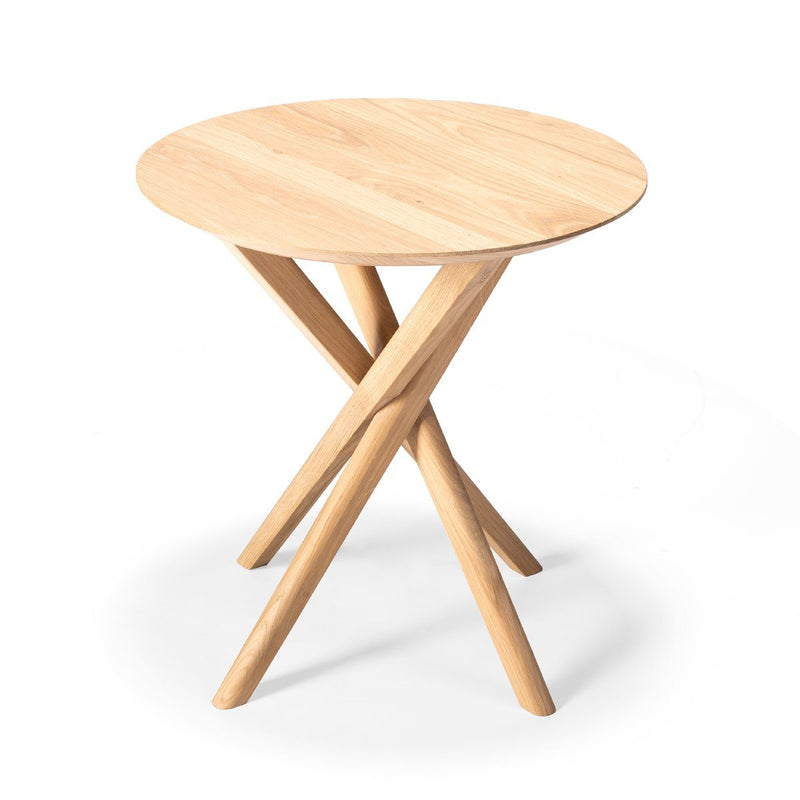 Oak Mikado Side Table Side Table Ethnicraft