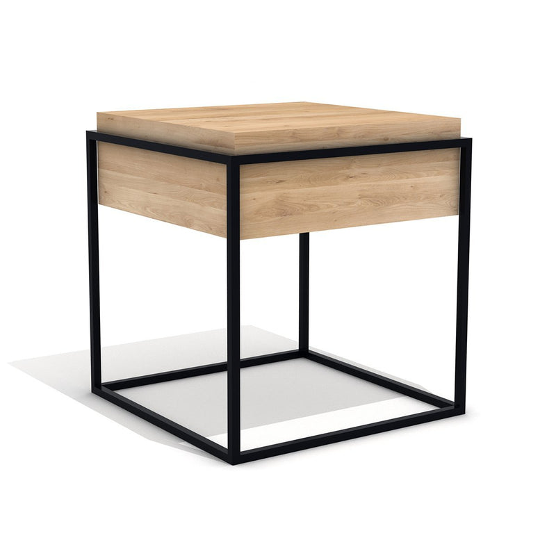 Oak Monolit Side Table Side Table Ethnicraft