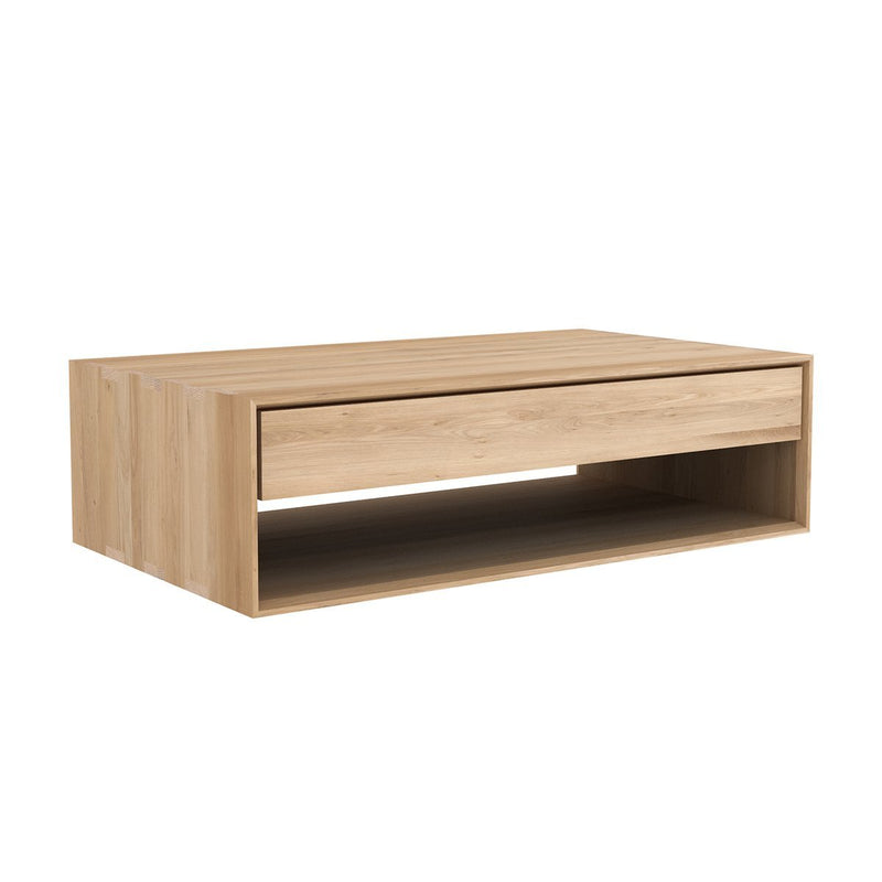 Oak Nordic Coffee Table Coffee Table Ethnicraft 80cm