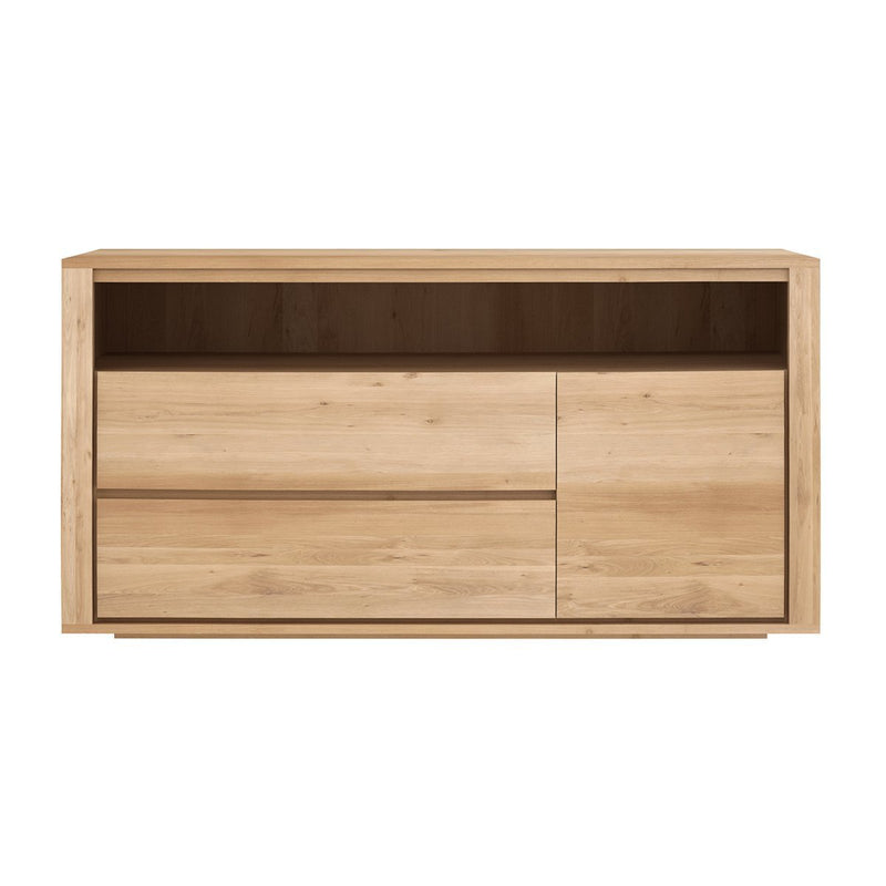 Oak Shadow Drawers Drawers Ethnicraft