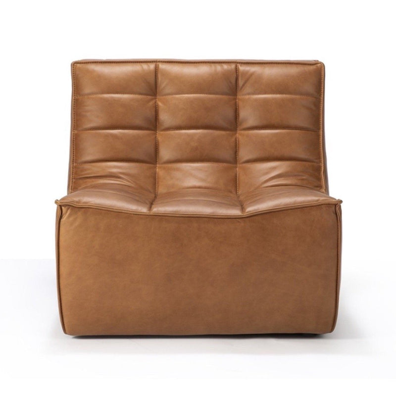 Old Saddle Leather Armchair/Sofa N701 Armchair Ethnicraft