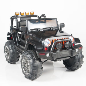 Jeep Wrangler Style Remote Control Ride On