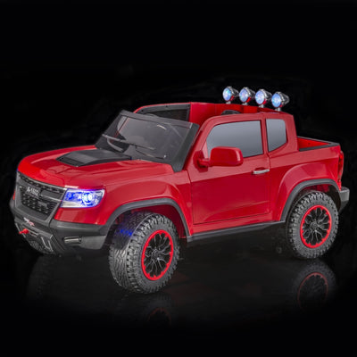 Four Motor Remote Control Ride On Cars