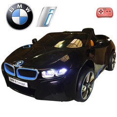 Remote Control Ride On BMW i8 Sports Car