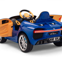 Toddler Bugatti Remote Control Ride On with Opening Doors