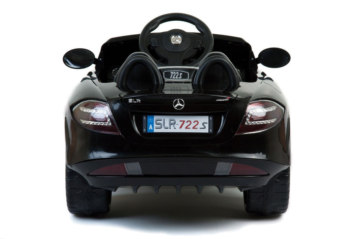 Mercedes Benz Slr Mclaren Ride On Premium Luxury Sports