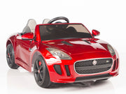 Jaguar F-Type Ride On Luxury Sports Car with 2.4G Remote Control & Trunk