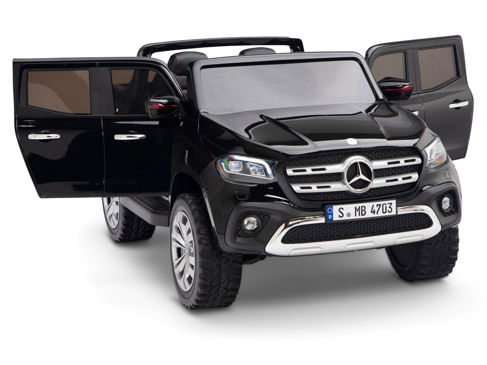 mercedes benz x class 4wd toddler remote control ride on two seater pi car tots remote control ride on cars trucks suvs and jeeps car tots