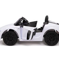 Toddler Ride On Audi R8 Remote Control Ride On Sportscar