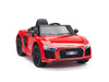 Remote Control Toddler Ride On Audi R8 Sports Car