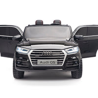 Audi Q5 Ride On Car for toddlers with two seats