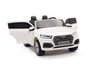 Audi Q5 power Ride On wheels for toddlers with rubber tires