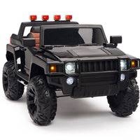 H2 Hummer Truck for Toddlers with Parental Remote Control
