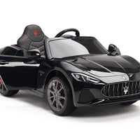 Maserati GranCabrio Electric Toddle Ride On Sports Car With Remote