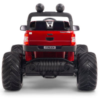 Lifted Monster Truck for Toddlers