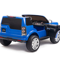 Land Rover Discovery 12V Ride On SUV W/Remote Control and Upgraded Motors