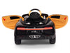 Toddler Bugatti Remote Control Ride On with Rubber Tires and Opening Doors