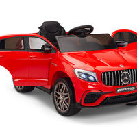 Mercedes AMG GLC 63 S Toddler Remote Control Ride On Coupe