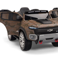 Chevrolet Colorado ZH2 Toddler RC Ride On Pickup Truck