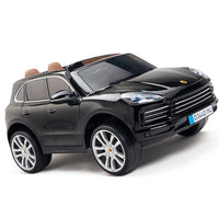 Toddler Porsche Cayenne S SUV with opening doors
