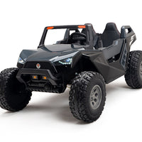 Toddler Black 24V Ride On Buggy with Remote Control and Upgrades