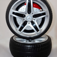 toddler mercedes wheels