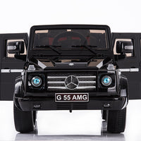 Doors Open Toddler Mercedes-Benz Remote Control Ride On G55