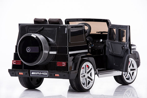 Remote Control Kids Car >> Mercedes-Benz Big Remote Control Electric Ride On G55 AMG G Wagon For – Car Tots Remote Control ...