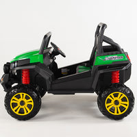 Trail Blazer 4WD Remote Control Ride On 2 Seat Side x Side UTV W/4 Motors