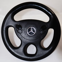 toddler mercedes g55 steering wheel