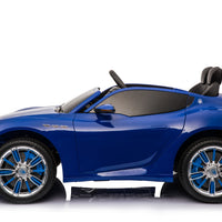 Remote control ride on Maserati Alfieri toddler car with LED light up wheels