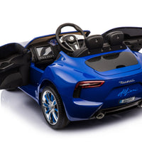 Maserati Alfieri toddler ride on car with remote control and opening doors