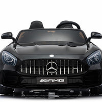Toddler 2 Seater Mercedes GTR with Remote Control