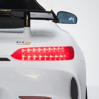 GTR Mercedes for toddlers with LED Tail Lights