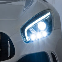 GTR Mercedes for toddlers with LED Lights