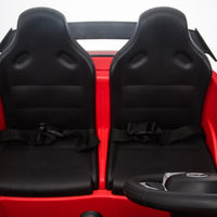 GTR Mercedes for toddlers with Two Seats for Two Riders from Car Tots