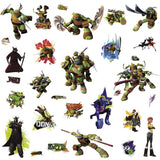 Teenage Mutant Ninja Turtles Peel And Stick Decals