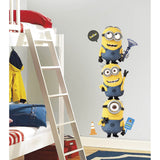 Despicable Me 2 Minions Giant Peel And Stick Decals