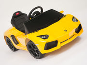 Lamborghini Aventador LP 700-4 Ride On Car With Remote Control
