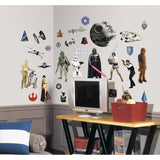 Star Wars Classic Peel And Stick Decals