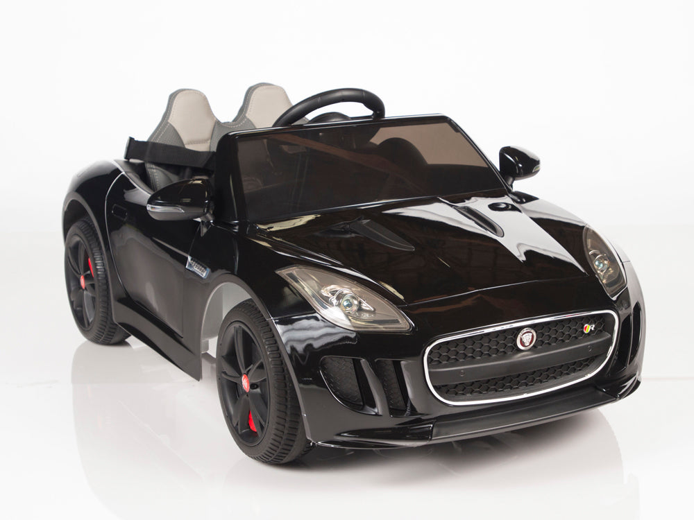 Jaguar F Type Ride On Luxury Sports Car With 2.4G Remote Control U0026 Trunk